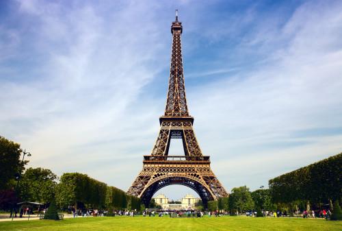 Eiffel Tower 1