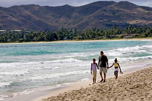Hawaii thien duong nghi duong cua tong thong obama 1