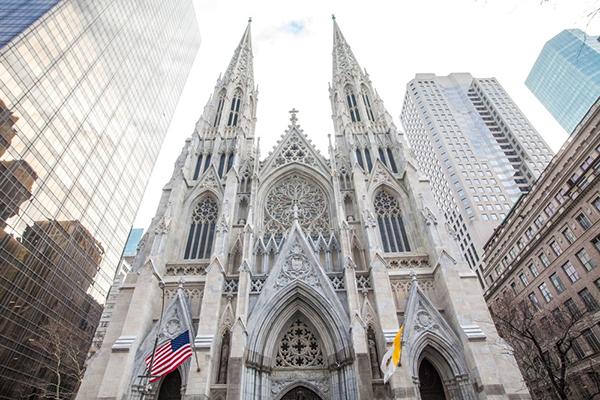 Nha tho thanh saint patrick new york 5