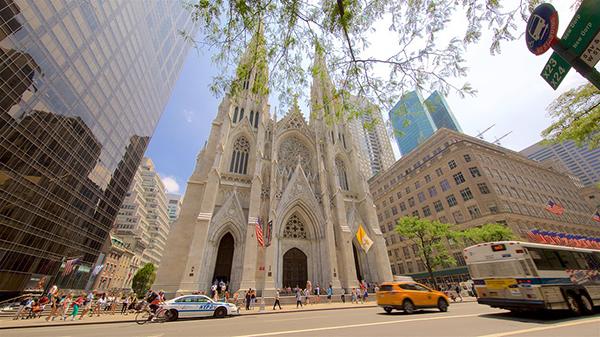 Nha tho thanh saint patrick new york 7