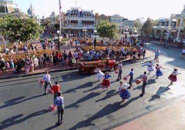 Disneyland forida 1