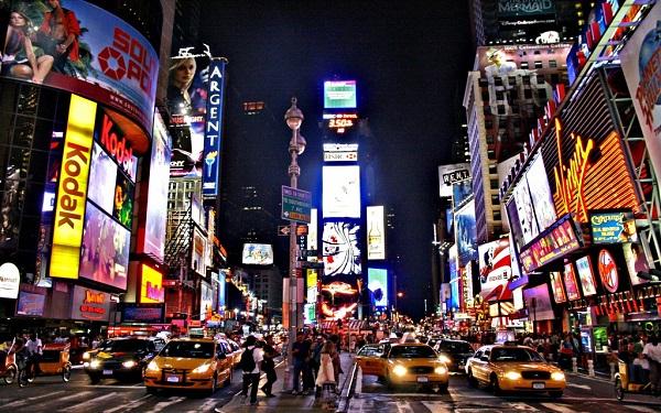 18 dia diem du lịch hap dan o new york